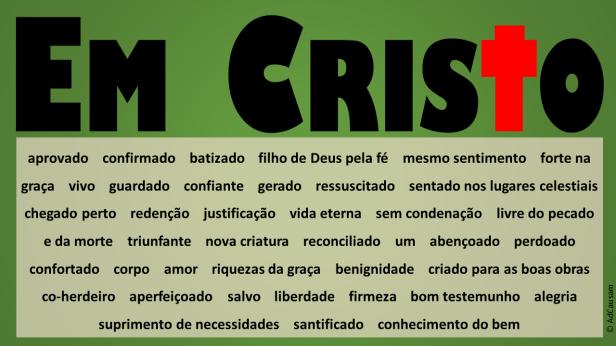 Em Cristo