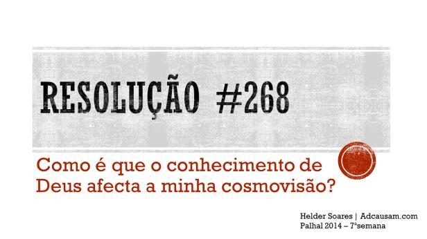 Resolução268
