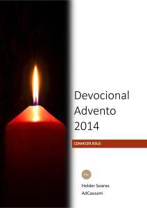 Devocional Advento 2014